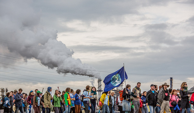 2015 Refinery Healing Walks: Why I am walking for Mother Earth