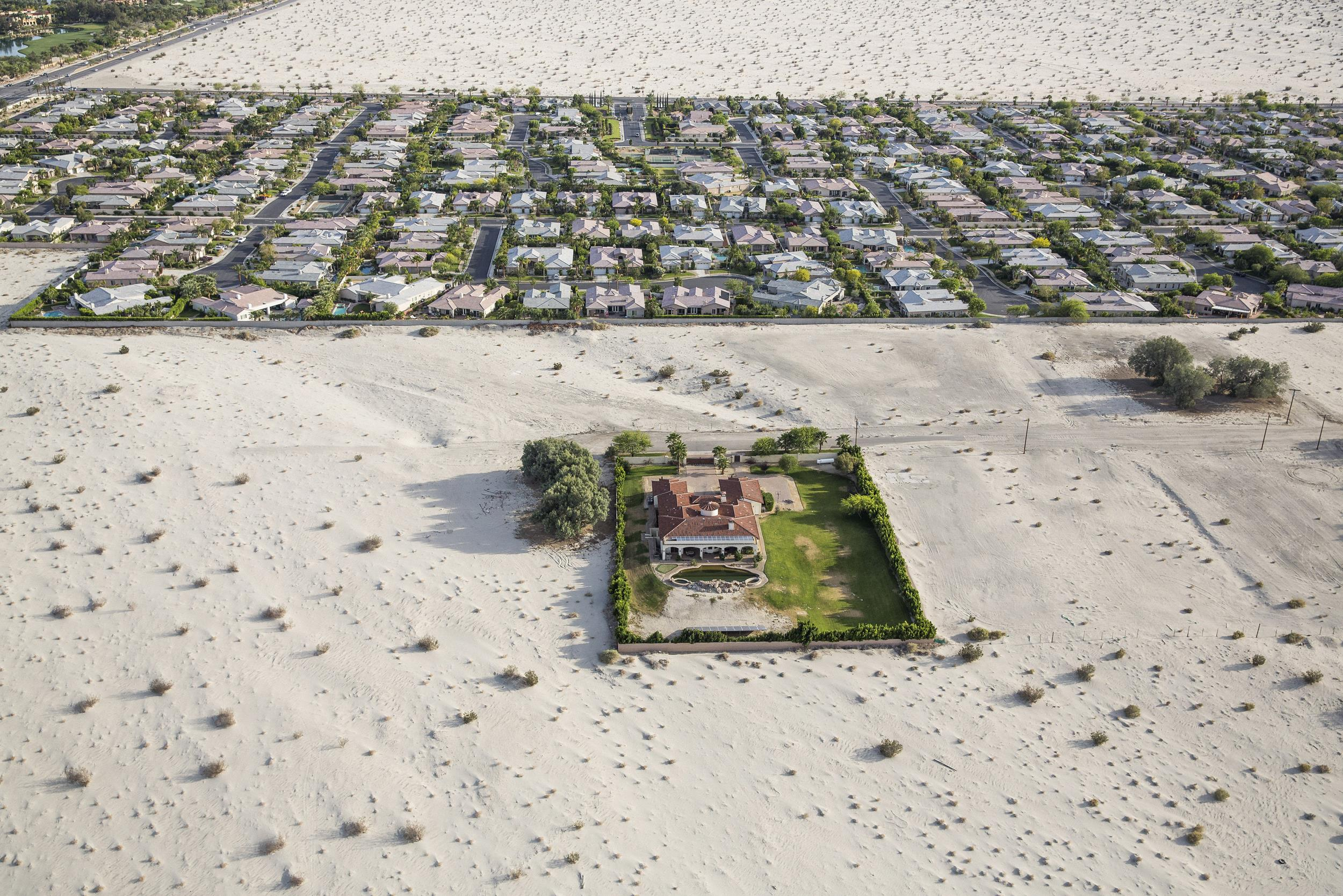 California, Drought and the Return of 'Limits to Growth'?