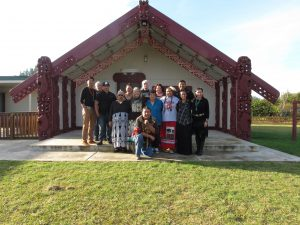 Movement Rights Indigenous Delegation to Aotearoa