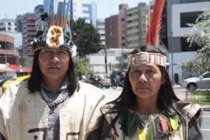 Indigenous Peoples Standing up to Ecuador & Big Oil