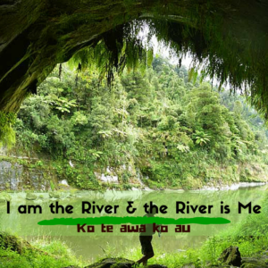 I am River & blog