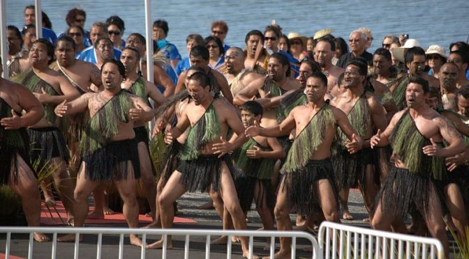 Rivers, Rights and Revolution: Learning from the Māori