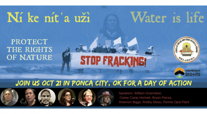Seeking Climate Justice for the Ponca Nation