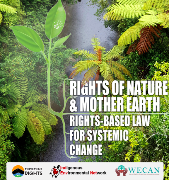 New Report Shows Rights of Nature Emerges as Alternative to UN Climate Framework