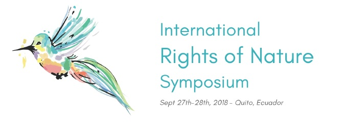Movement Rights in Ecuador for the International Rights of Nature Symposium