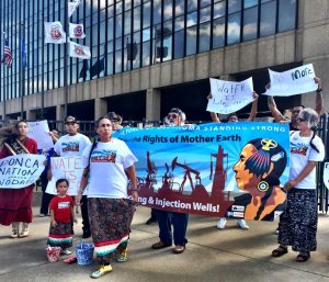 Bringing the Climate Justice Movement to the Ponca Nation