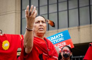 Read more about the article What Happened When the Climate Justice Movement Came to Ponca Tribal Lands