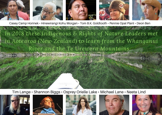 Protecting the Sacred: Indigenous Reflections on Maori-led Legal Personhood (Series 1)