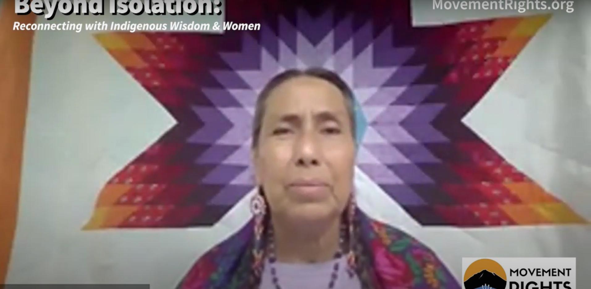 Beyond Isolation: Reconnecting with Indigenous Wisdom & Women