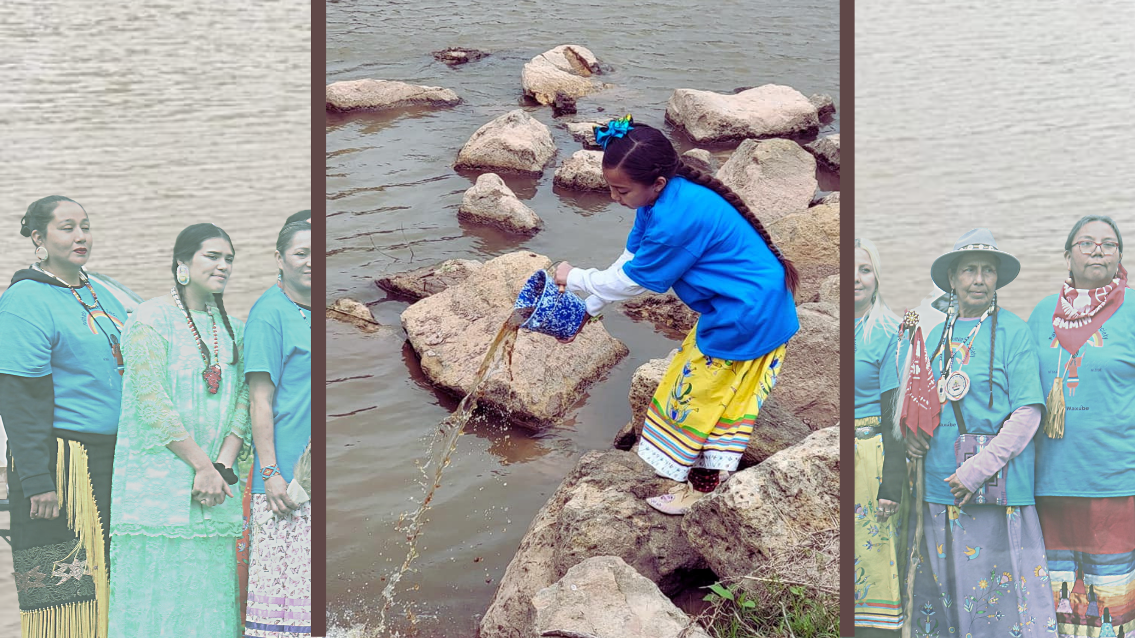 Generations of Indigenous Women Protecting the Rights of Water